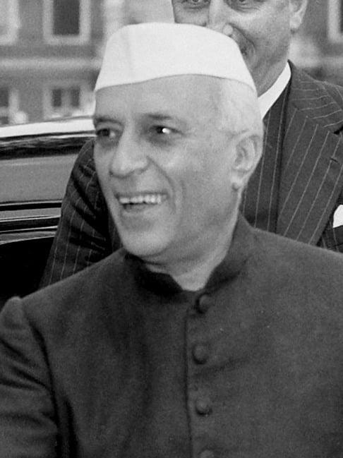 Jawaharlal Nehru 1957 crop
